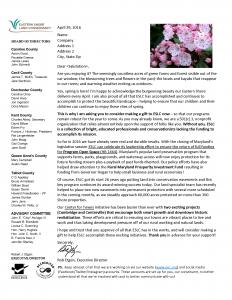 Spring Appeal Letter Final4-28-16