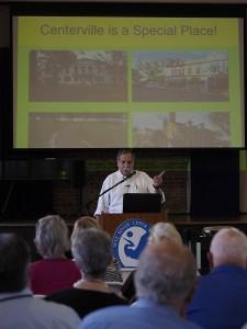 Ed McMahon of the Urban Land Institute