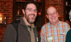 John Hutson and Jared Parks