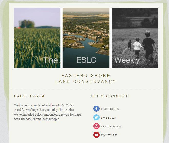 The ESLC Weekly
