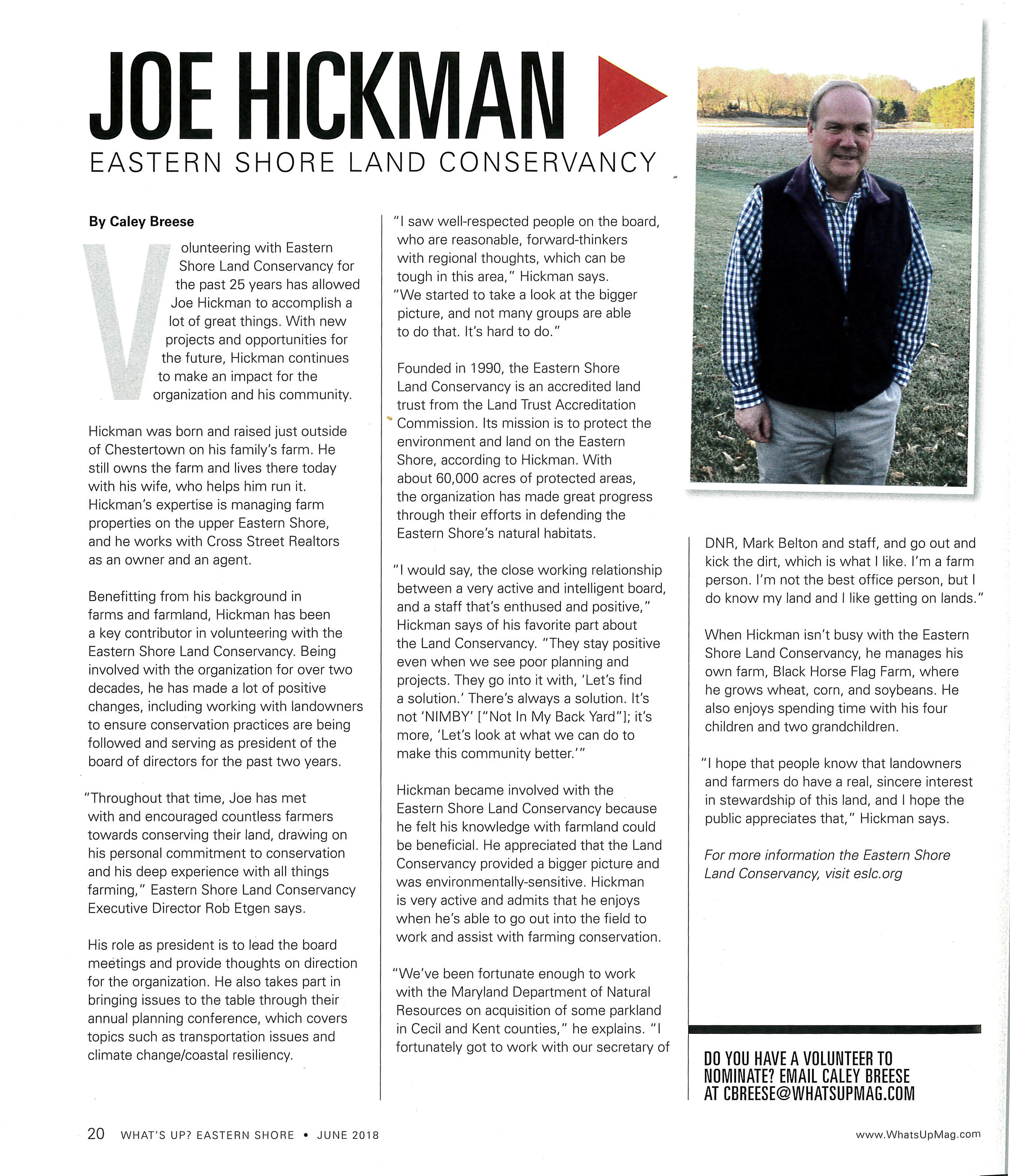 Joe Hickman
